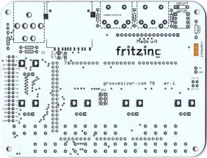 PCB - TRIMPOT