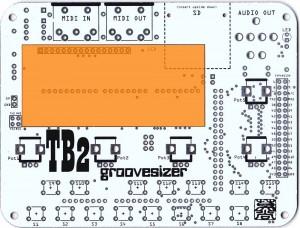 PCB - LCD