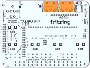 PCB - MIDI