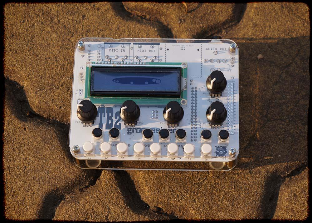 GitHub - AgileHardware/Trellis-MIDI-Sequencer: 8 x 8 MIDI